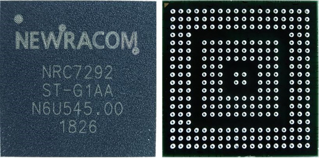 World's first HaLow Wi-Fi Chipset supported by IEEE 802.11ah