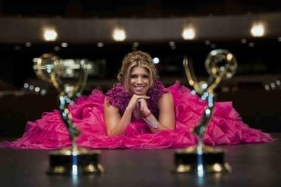 Natale ha ganado 3 premios Emmy Diurnos en los últimos tres años (PRNewsfoto/AGANAR Media)