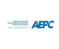 Logo : Association des établissements privés conventionnés (Groupe CNW/Association des établissements privés conventionnés (AEPC))
