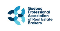Logo: QPAREB (CNW Group/Quebec Professional Association of Real Estate Brokers)
