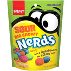 Award-Winning Big Chewy NERDS® Goes Sour, Available Nationwide in April