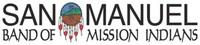 San Manuel Band of Mission Indians Logo (PRNewsfoto/San Manuel Casino)