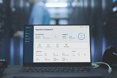 SoftIron HyperDrive Storage Manager Dashboard