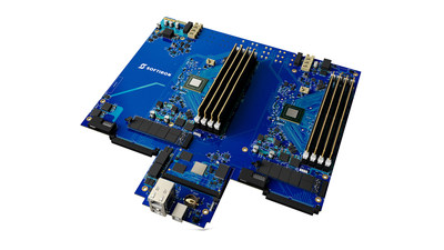 SoftIron HyperDrive Performance Multi-Processor (PRNewsFoto/SoftIron)