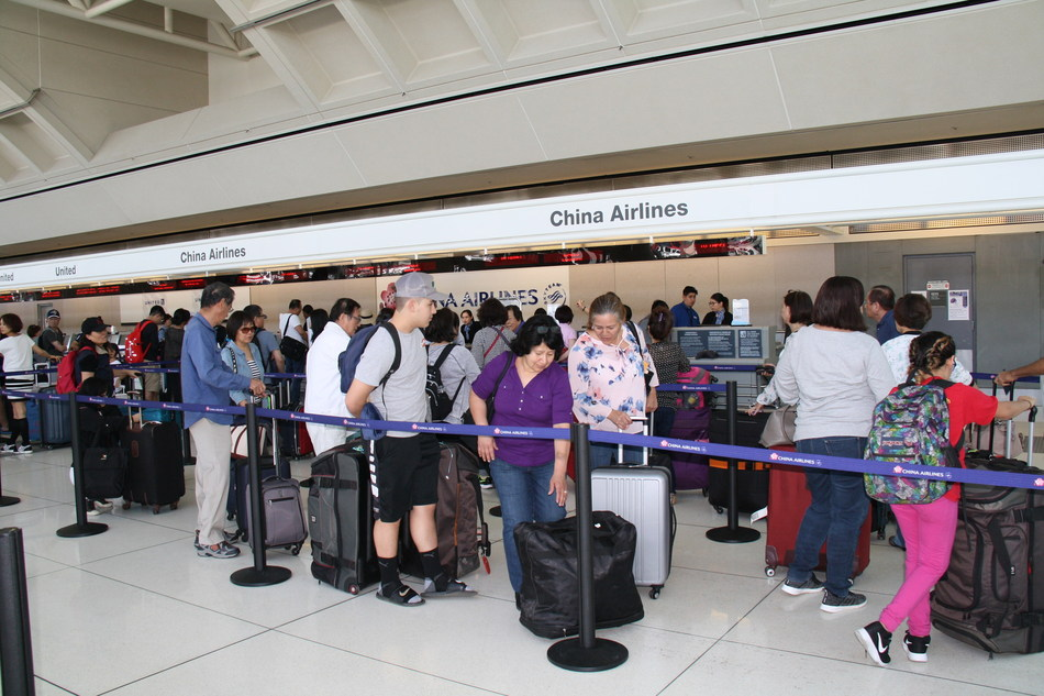 A large increase in international travelers drove overall passenger growth at ONT by 2.7% in February