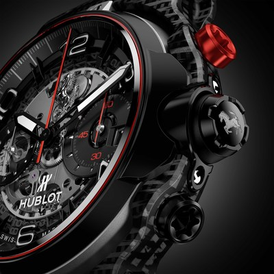 Hublot and Ferrari Open a New Chapter in Their Collaboration