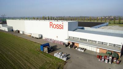 Rossi SpA Ganaceto MO Plant