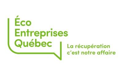 Logo: Éco Entreprises Québec (Groupe CNW/Éco Entreprises Québec)