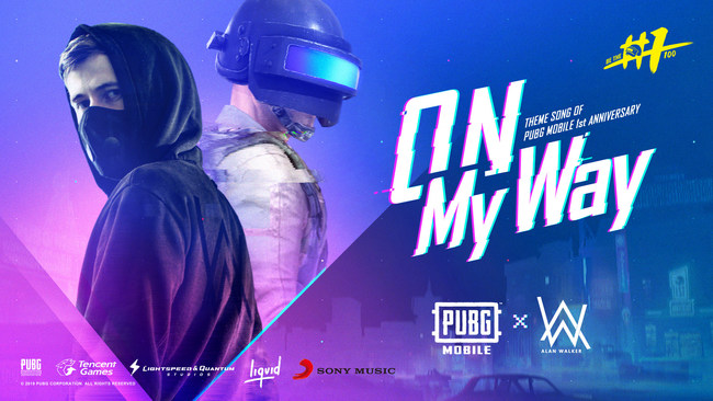 Pubg Mobile 1st Anniversary Event Featured Live Performance Of New - pubg mobile 1st anniversary event featured live performance of new song by alan walker