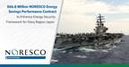 $86.8 Million NORESCO Energy Savings Performance Contract to Enhance Energy Security Framework for Navy Region Japan