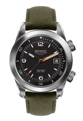 "The Bremont Armed Forces Collection �"" Broadsword"