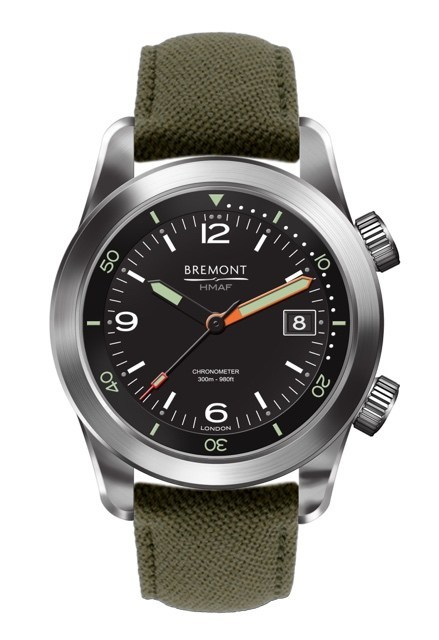 The Bremont Armed Forces Collection - Broadsword