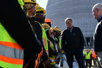 Bechtel Completes Major Milestone at the Only Nuclear Plant Under Construction in U.S.