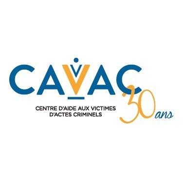 Logo : Centre d'aide aux victimes d'actes criminels de Montréal (CAVAC) (Groupe CNW/Centre d'aide aux victimes d'actes criminels de Montréal (CAVAC))