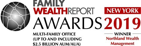 Northland Wealth Management Awarded Best Multi Family Office at Family Wealth Report Awards (CNW Group/Northland Wealth Management)