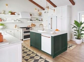 Lancés au Canada aujourd'hui, les électroménagers de cuisine Café sont dotés de finis mats de luxe et de finitions personnalisables, une première dans l'industrie. (Groupe CNW/GE Appliances)