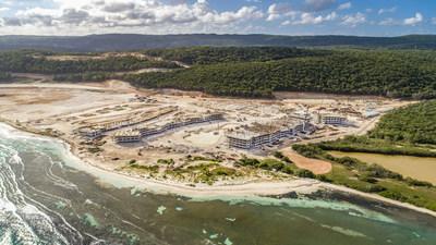 Grupo Therrestra continúa liderando la construcción en El Caribe con un nuevo proyecto en Jamaica de 957 habitaciones