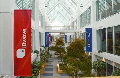 Centre de Technologie Corning de Montréal (Groupe CNW/Corning Incorporated)