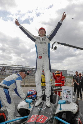18-year-old Colton Herta became the youngest winner in IndyCar history on Sunday, taking his Honda to victory in the INDYCAR Classic at the Circuit of the Americas in Austin, Texas.