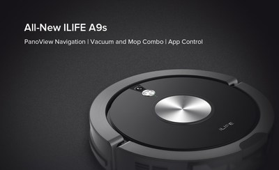 ILIFE A9s: Will launch at the AliExpress 328 Shopping Festival