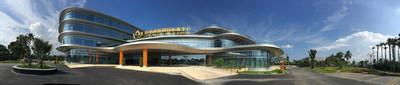 Hôpital international Ciming de Boao, phase 1 du bâtiment (PRNewsfoto/Ciming Boao International Hospi)