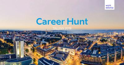 Estonia runs IT recruitment campaign.
