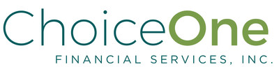 ChoiceOne Financial Services, Inc. (PRNewsfoto/ChoiceOne Financial Services, I)