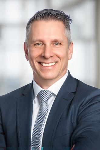 Jean-François Bergeron, président et directeur général de la Société québécoise du cannabis (Groupe CNW/Société québécoise du cannabis (SQDC))