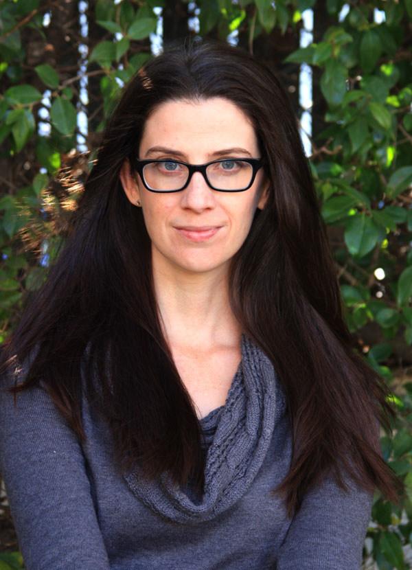 Amanda Gattenby, CRATE's vice president of development