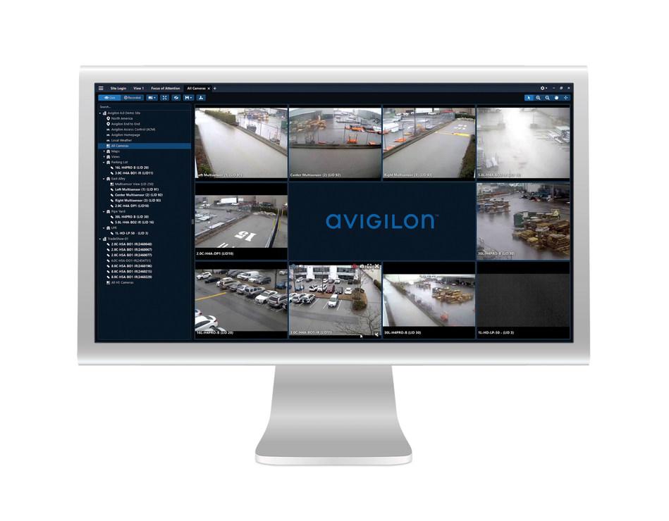Avigilon Control Center software's latest edition delivers new focus of attention UI, helping ensure critical events do not go unnoticed. (CNW Group/Avigilon Corporation)