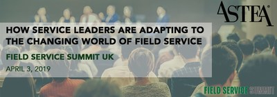 Join Astea's roundtable discussions at Field Service Summit UK