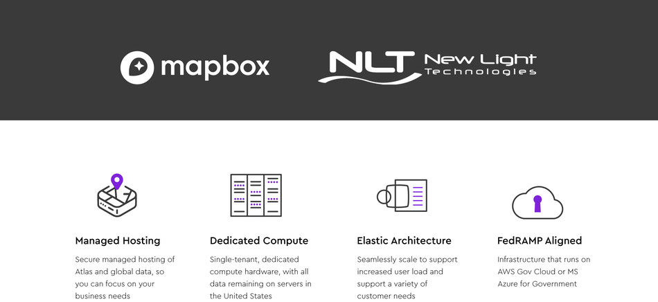 Mapbox and New Light Technologies Partner on Atlas Managed Service Offering
