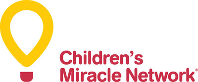 Logo : Children's Miracle Network (Groupe CNW/Fondation Air Canada)