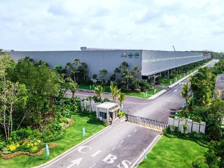 Construction-focused industrial park