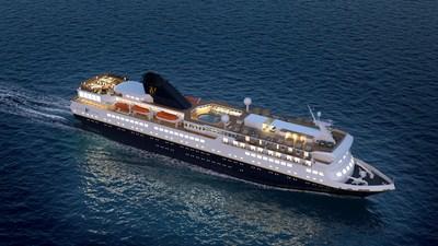 Vidanta Elegant, el primer barco de Vidanta Cruises, dará la bienvenida a bordo a miembros y huéspedes a finales de este año.