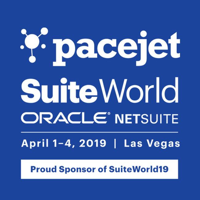 Pacejet Sponsors SuiteWorld19