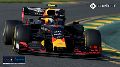 Snowflake And Aston Martin Red Bull Racing Partner To Deliver The Most Data Driven Formula One Season To Date