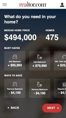 Realtor.com Price Perfect