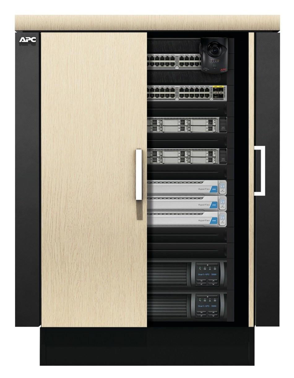 Cisco HyperFlex (CNW Group/Schneider Electric Canada Inc.)