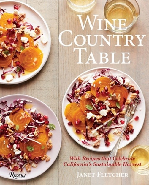 New Wine Institute Book: Wine Country Table With Recipes that Celebrate California's Sustainable Harvest. See: www.discovercaliforniawines.com/wine-country-table