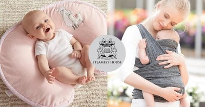 Royally Loved Products: Boppy® Pillow and Boppy® ComfyFit® Baby Carrier