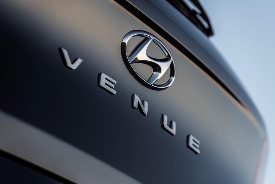 Hyundai Announces Moniker for All-New 2020 Crossover Utility Vehicle: Hyundai Venue