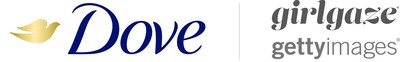 Le partenariat comprend Dove, Getty Images et Girlgaze (Groupe CNW/Dove Canada)