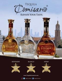 Tequila Comisario - Elevate Your Taste.