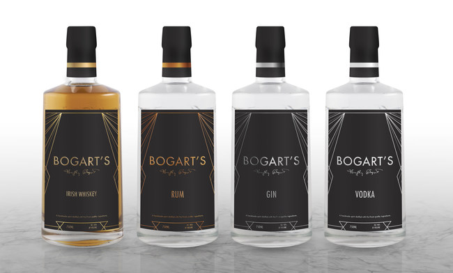 ROK Drinks and the Humphrey Bogart Estate announce new labels