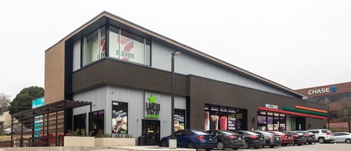 The newest 7-Eleven location in Dallas is a lab store and an experiential testing ground, where customers can try and buy the retailer's latest innovations in a revolutionary new store format.