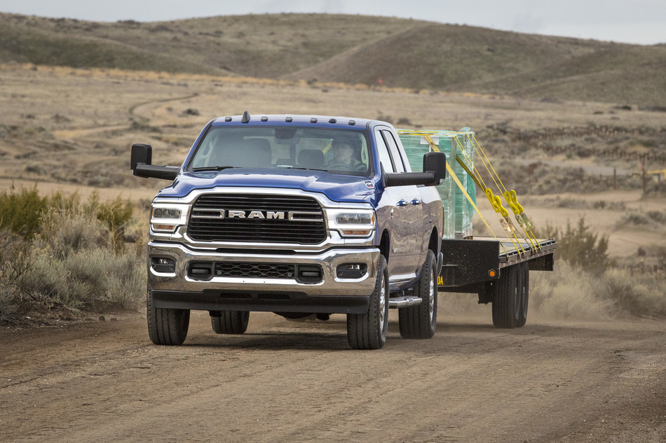 "Ram Unveils ""Texas-only"" 2019 Ram Heavy Duty Lone Star Model at Dallas Auto Show"