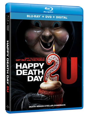 From Universal Pictures Home Entertainment: Happy Death Day 2U