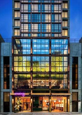Lightstone Completes $155 Million Refinancing for Moxy Chelsea
