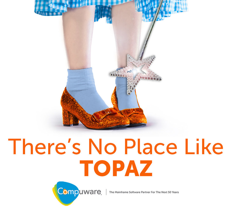 For mainframe developers, Topaz is home: a familiar Eclipse-based environment for building, analyzing, testing, deploying and managing complex applications.